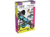 Mamas and Papas Double Decker Doll Pushchair