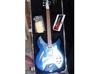 Rickenbacker 330 guitar