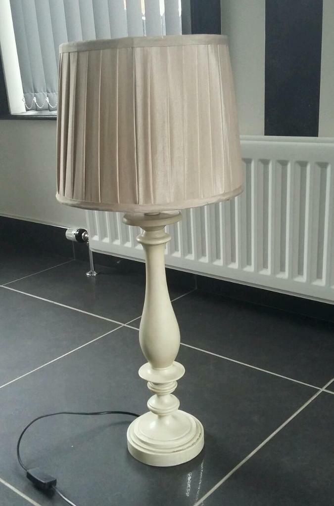 Ceiling Lights Gumtree Belfast : Table lamp and new shade in tandragee county armagh