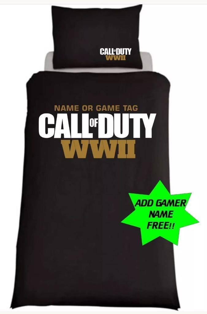 Call Of Duty Ww2 Single Bedding In Sunderland Tyne And Wear Gumtree