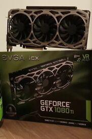EVGA GTX 1080 Ti FTW3