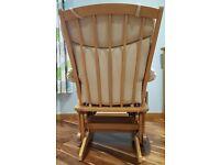 dutallier rocking glider chair