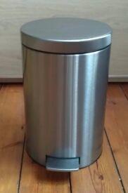 Brabantia Pedal Bin - 12 litre stainless steel