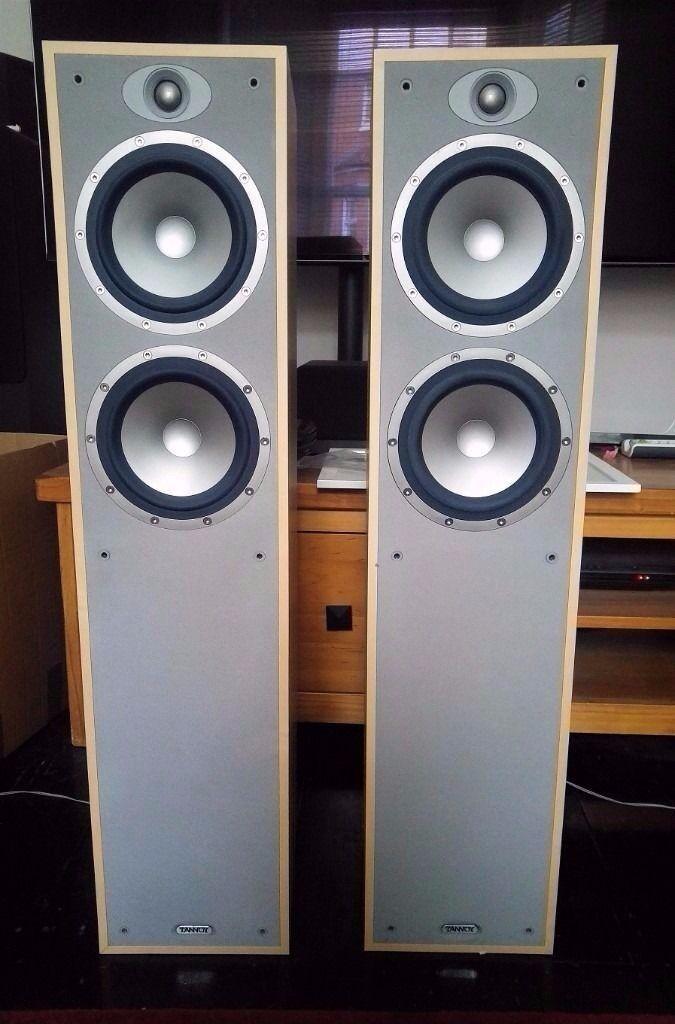 Tannoy Sensys 2 Floorstanding Speakers Upgraded