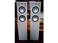 Tannoy Sensys 2 floorstanding speakers - Upgraded components -Audiophile Quality