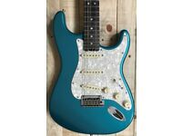 Fender American Elite Stratocaster Ocean Turquoise - Mint Condition
