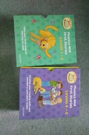 Biff and Chip Phonics first stories