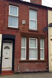 3 Bedroom house for rent. L6 Anfield. Ready to move in now.