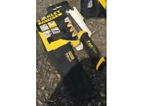 Stanley Fatmax Jabsaw supplied with scabbard holster