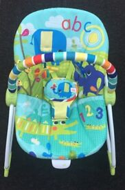 Bright Starts baby to toddler chair