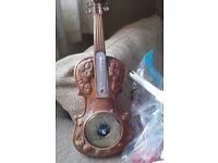 barometre - violin style