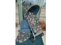 Maclaren Quest Cath Kidston Spray Flowers Pram/Pushchair/Stroller