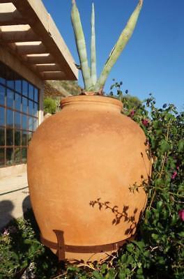 Garden Flower Vase Clay Vase Amphora Terracotta Vase Container Antik