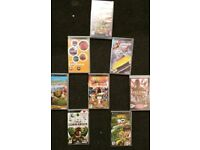 Sony PSP Various Titles of Games