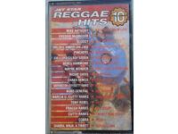 Reggae Hits Vol 10 EMI Jetstar . Paypal £1.50 including postage.