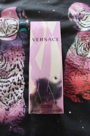 VERSACE Woman Perfume Eau De Parfum 50ml RRP £46