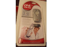 As pictured new sealed One For All Remote control (Bath BA2)