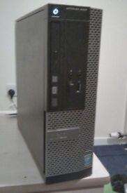 **GAMING PC** INTEL i3 4160 QUAD CORE, 6GB DDR3 1600MHz, SSD, RADEON R7 250, SATA3,USB3, WIFI, WIN10