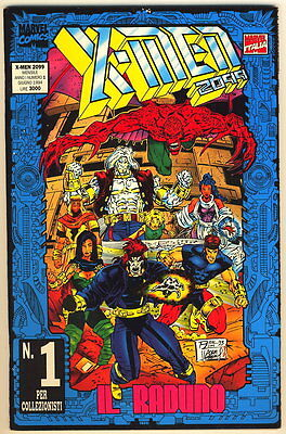 X-MEN 2099 N. 1 IL RADUNO MARVEL COMICS ITALIA 1994