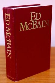 ED McBAIN - 7 OF HIS MOST POPULAR NOVELS IN ONE BOOK