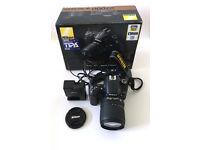 Mint boxed Nikon D7000 with AF-S DX Nikkor 18-105mm f/3.5-5.6G ED VR Lens