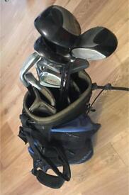 Golf clubs £40