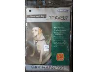 Dog car harness, dog seatbelt, pet travel harness