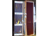 10 G plan mahogany wardrobe doors only (no carcass)
