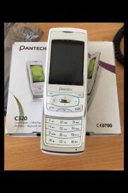 PANTECH PHONE C320