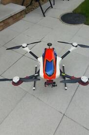 Align 470 quadcoptor
