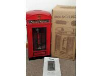 Red Phone Box telephone