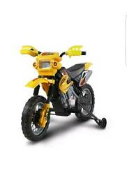 Kids electric motorbike **Brand new**
