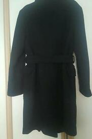 Black Next Coat size 12