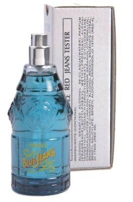 Versus Blue Jeans Versace Men 2.5 oz 75 ml *Eau De Toilette* Spray New