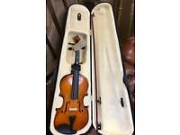 Violin. CHRISTCHURCH