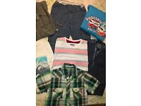 boys 8-9 years clothes bundle