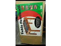 Table football table top brand new