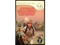 DK 'Star Wars The Clone Wars' Reader Collection