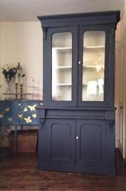 Kitchen cabinet larder housekeepers cupboard