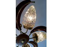 Vintage 70's Lights
