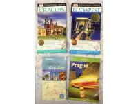 Travel Books - European Cities