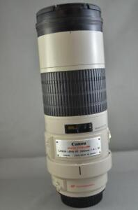 EF 300mm f4.0L IS U.S.M. Lens for CANON - USED (ID26)