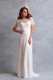 Reduced *NEW* Size 12 Eliza Jane Howell 'Diana' Wedding Dress