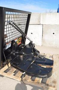 Tree Shears Skid Steer attachment the Best there is in Attachments by Erskine Many extra features