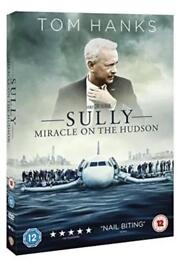Tom Hanks SULLY Miracle on the Hudson DVD New