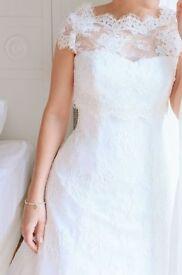 Stewart Parvin Designer Wedding Dress