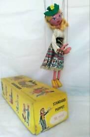 SS Mitzi Marionette/Puppet