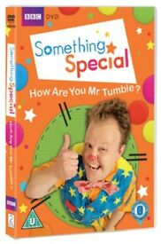 MR TUMBLE DVD - Something Special