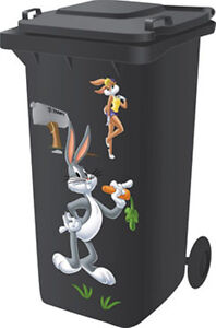Looney Tunes Sticker Kit Bugs Bunny - FREE UK P&P
