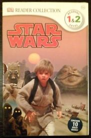 DK 'Star Wars The Clone Wars' Reader Collection (boxed)